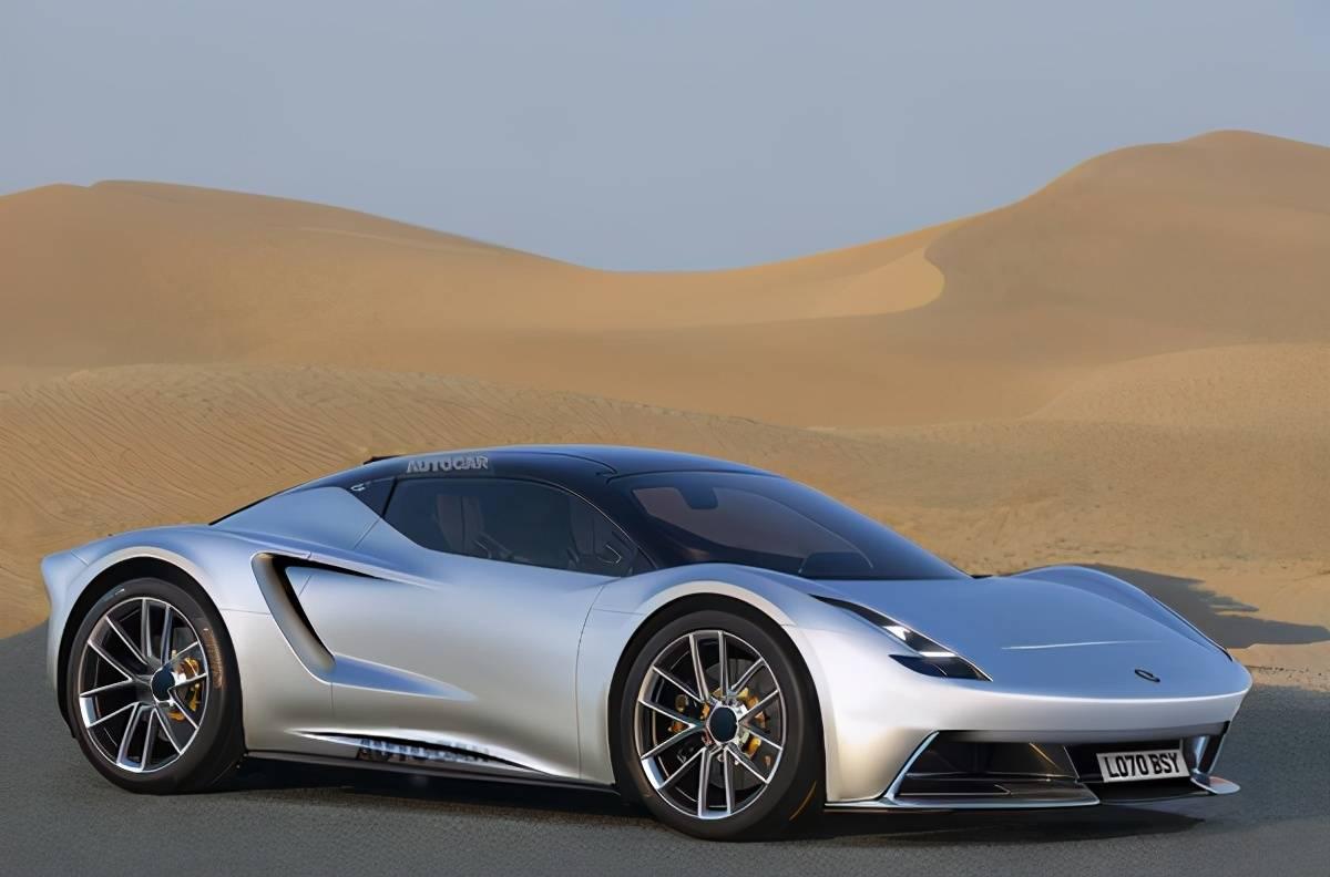 原创李书福的又一力作!莲花即将在中国制造,并计划推出三款新车,主要是纯电动汽车