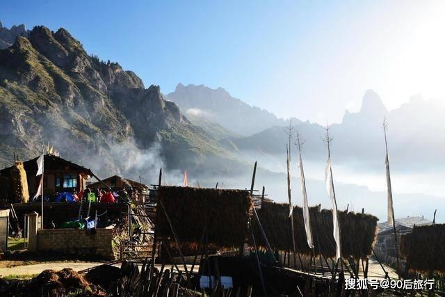 藏着甘南的小众旅行地,里面藏着最后的原始秘境,却鲜有游客到访
