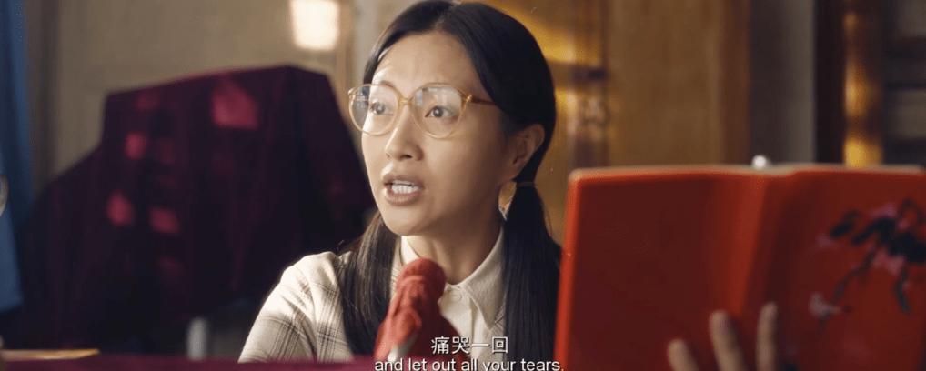 包文婧出演《你好,李焕英》,老公包贝尔功不可没,缘由很感人  第2张