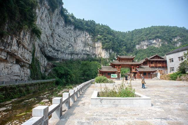 """湖北宜昌车溪,一个被称为""""梦里老家""""的地方,景色美如世外桃源"""
