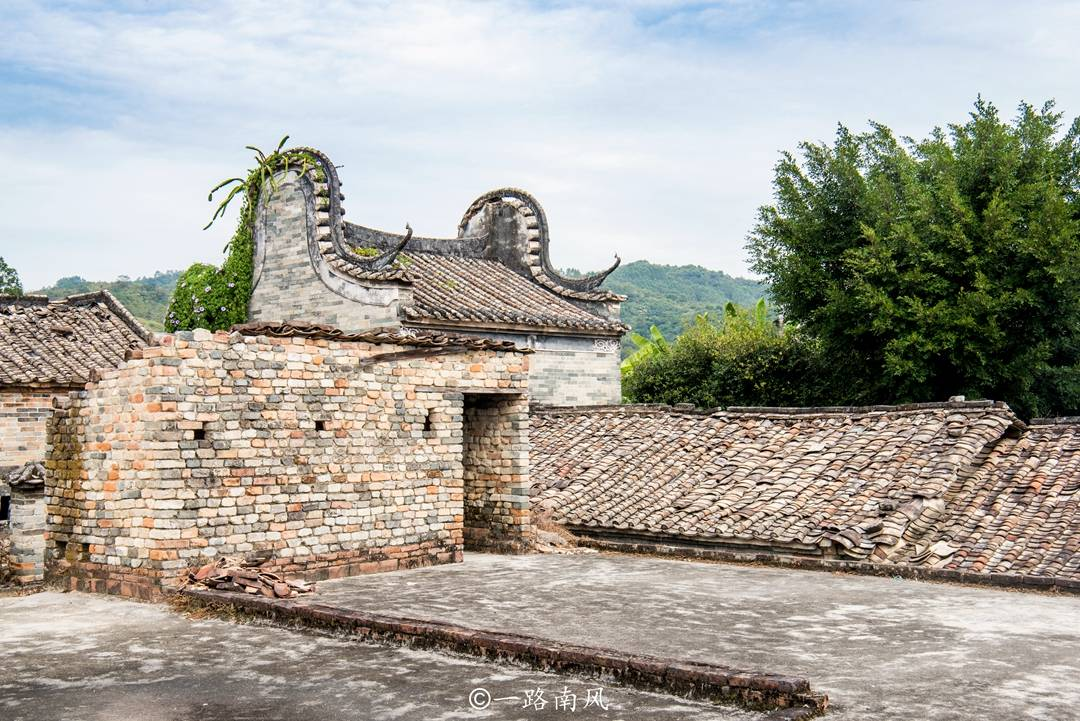 原创             广东三座好玩有故事的古村,分别位于清远佛山梅州,你去过几座?