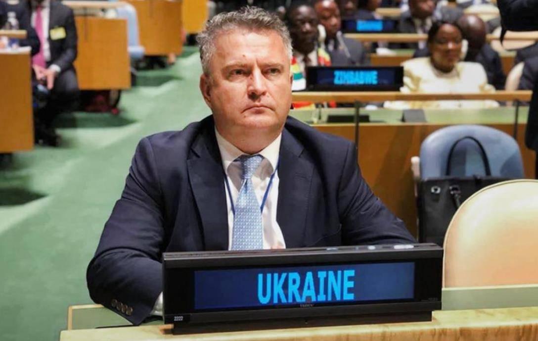 乌克兰:犯法者不能成为监督者,应剥夺俄罗斯在安理会的否决权