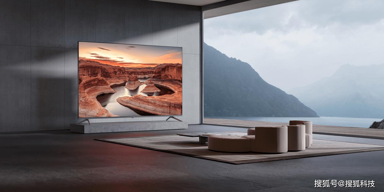 """红米旗下高端电视MAX 86""""发布,售价7999元"""