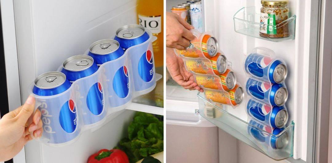 日本主妇都在用的7款 冰箱收纳神器,这也太能装