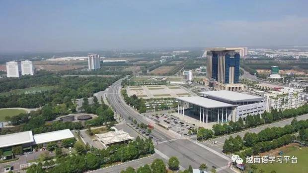 越南平阳连续三年入选全球21个智慧城市名单