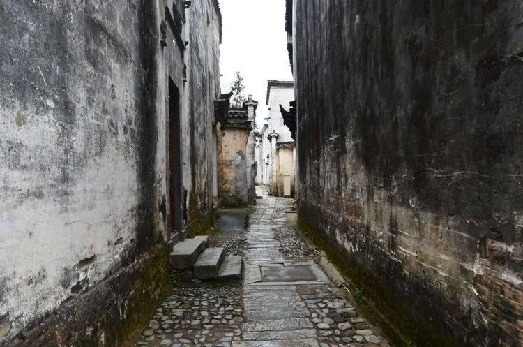 """安徽有个千年古村,曾经拍过多部著名电影,被称为""""中国影视村"""""""