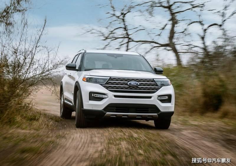 """原始探险者只能""""探索""""?新的福特探险者将是奢侈的"""