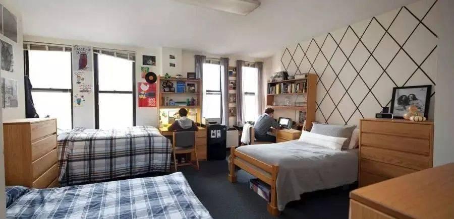 普林斯顿大学最显著的特色就是其细密团结的住宿社区