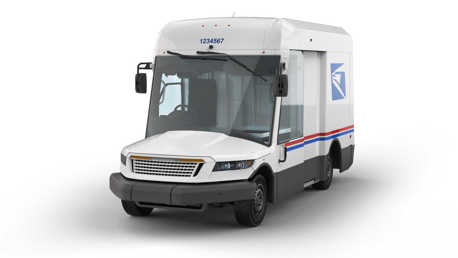 全方位智能化,采用右舵布局,军车厂造的邮递车长什么样?_科什