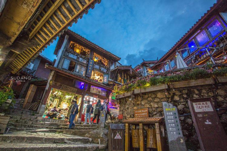世界文化遗产:玉龙雪山下的800年古城,丽江时光沉醉了多少人