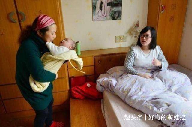 姐妹俩同时生娃,一个喂母乳一个喂奶粉,如今俩孩子差距明显