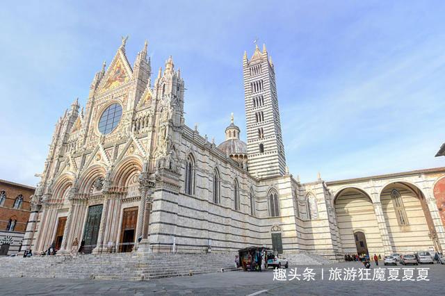 本是全球最大的教堂,挂满了名家之作,却因意大利的瘟疫而夭折