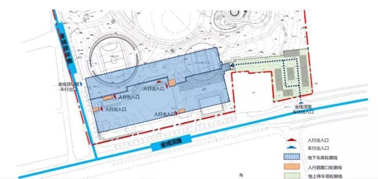 威海将迎一新公园,地下停车场规划来啦!