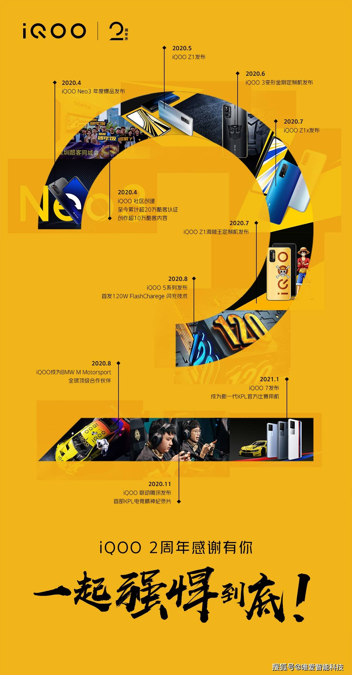 iQOO Neo 5,或将成为iQOO两周年对用户最大献礼