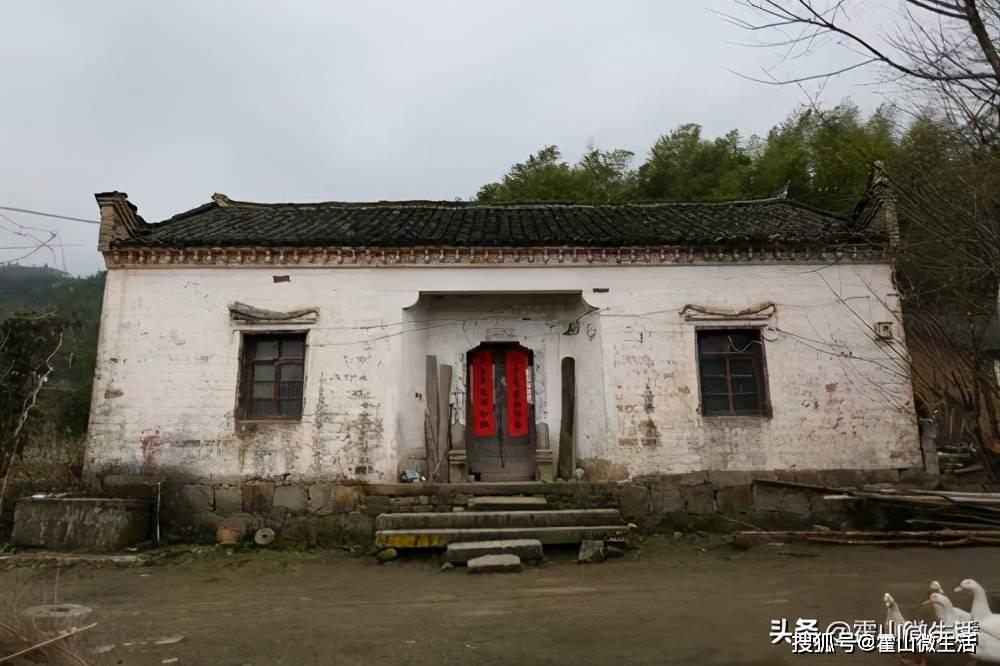 大别山腹地的霍山:红色传奇千笠寺