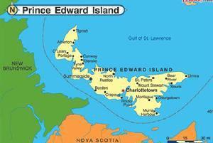 风景宜人,适合居住,迷人的爱德华王子岛