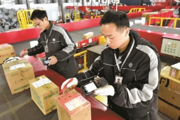 原创一天烧一个亿,国外快递企业在中国疯狂扩张,通达部几乎被盗!