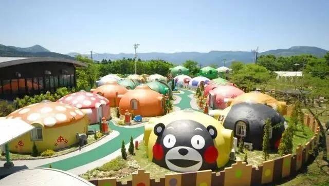 熊本县不仅有熊本熊,也有童话般的阿苏农场