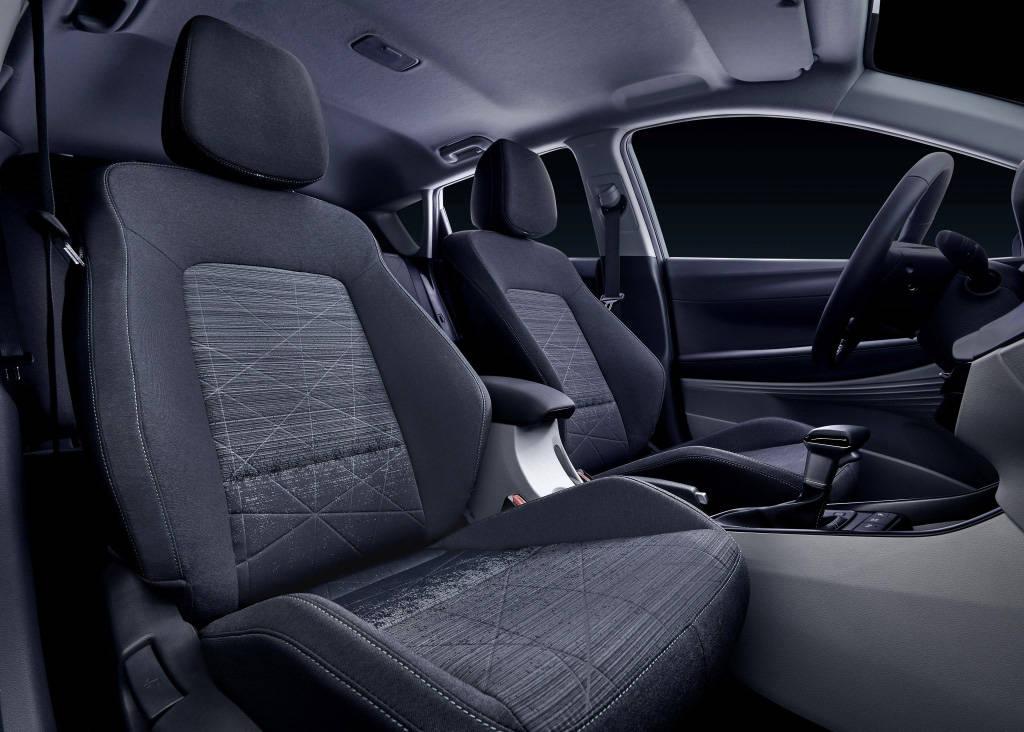 现代全新BAYON官图发布 定位小型SUV