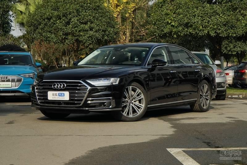 售价194.28万元 奥迪A8L新增车型正式上市