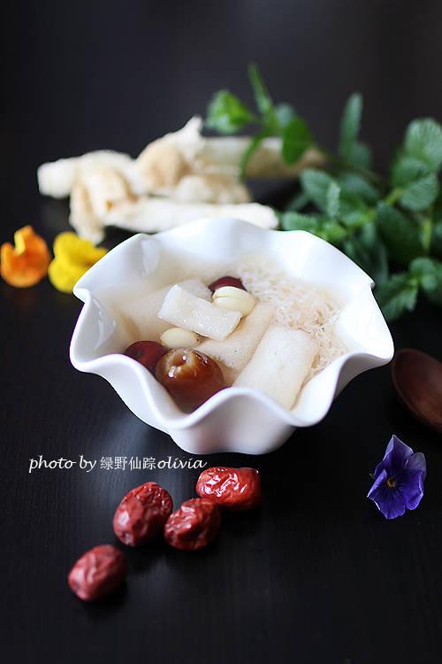春天女人不能错过这碗汤,养心安神,瘦身消脂