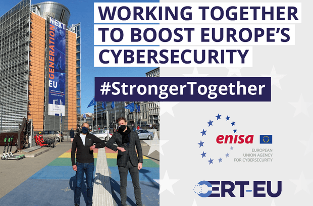 ENISA和CERT-EU签署协议,启动结构化合作
