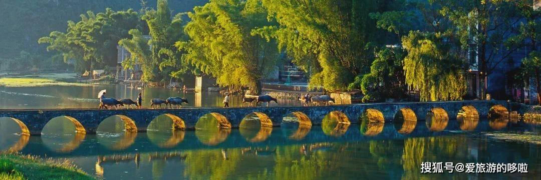 它才是广西最美边境小城!比桂林丰满10倍,终于要火!