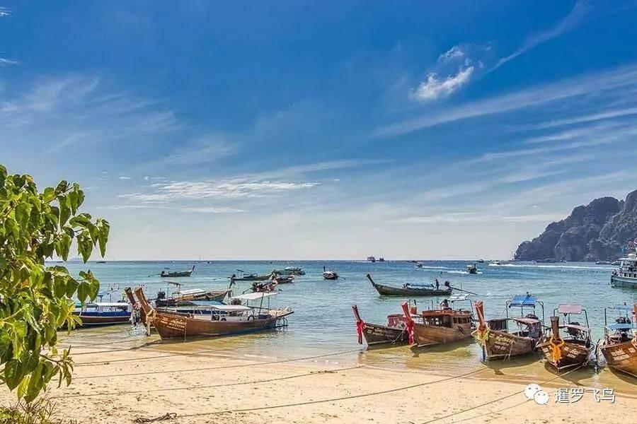 泰国4月开放外国游客最爱的5省,率先启动地区隔离计划