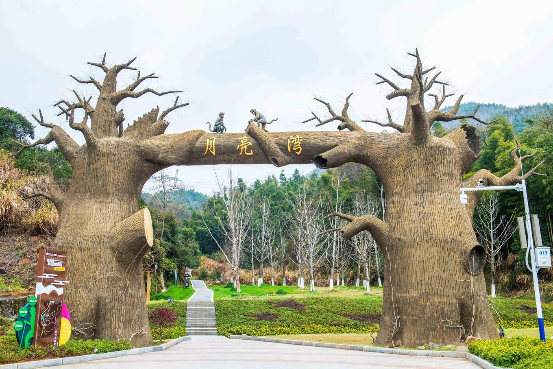 春日游去哪里?南昌的后花园:月亮湾山体公园,既能运动又能养生