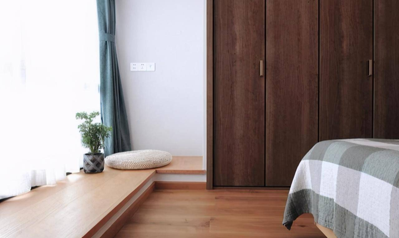 """老公硬是舍弃电视墙,不买沙发,全屋""""刷分明"""