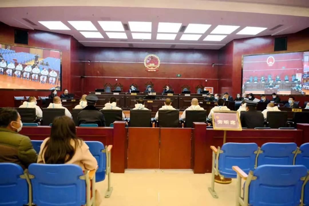仁怀法院公开审理,这些人被判刑...