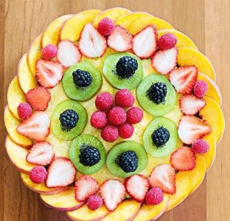 心理测试:四个水果拼盘,你会选哪个?测你天生自带哪种光环?
