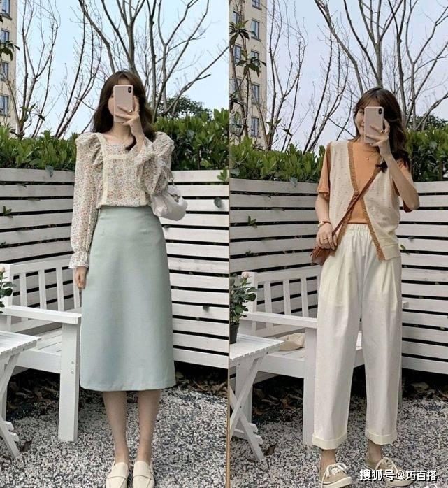 16套簡約舒適的春季穿搭,適合偷懶的女生學習,操作簡單氣質up!