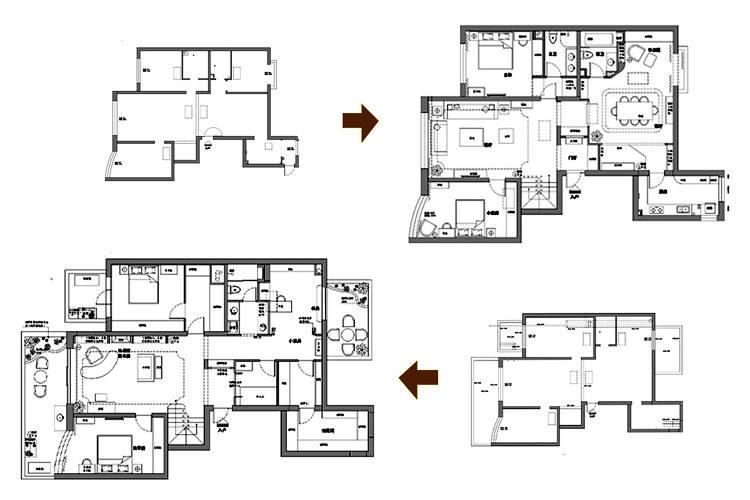 豪掷80万的新家完工,2个大书房还有大花园,这样的家你羡慕吗?