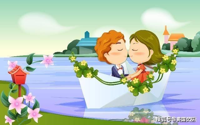 2021,开年迎桃花,傍喜运,红娘牵姻缘,喜获真爱如胶似漆的星座
