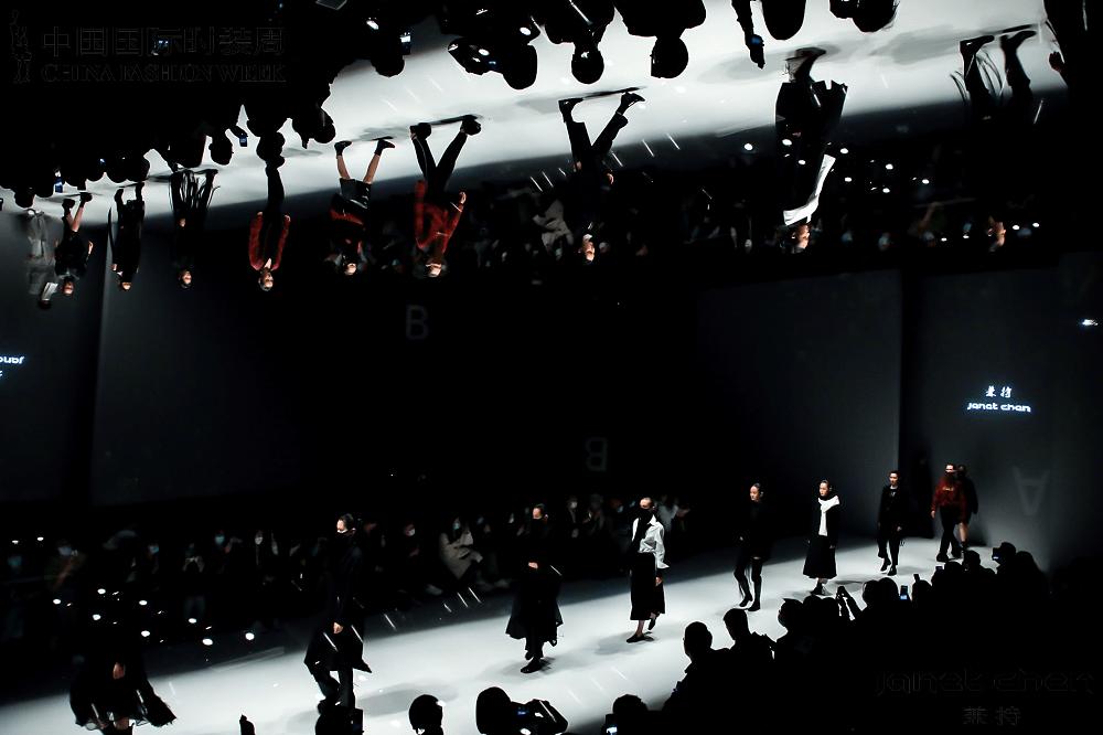 "2021AW中国国际时装周|低调爆品设计师陈建宁的""兼持"""