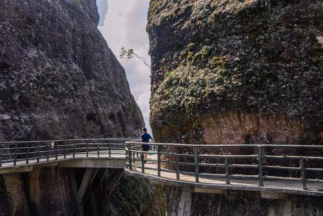 河源这个景区,颜值逆天,没去过韶关丹霞山的可以来看看