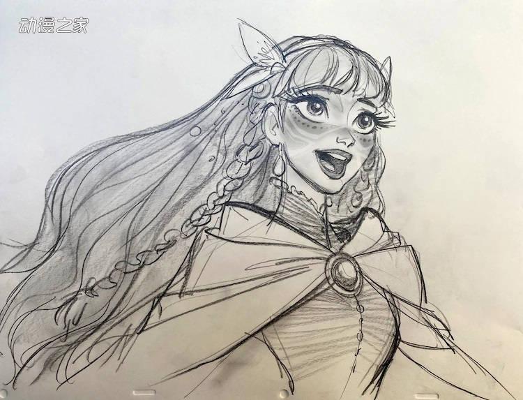 细田守动画电影《龙与雀斑公主》预计将于2021年7月上映