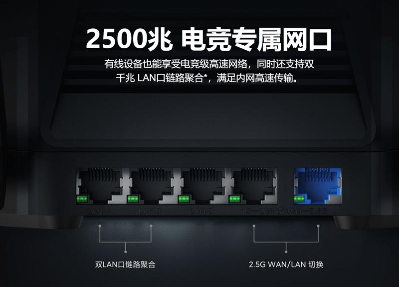小米AX9000路由器评测:三频12天线 USB再无遗憾 999元的照片 - 3