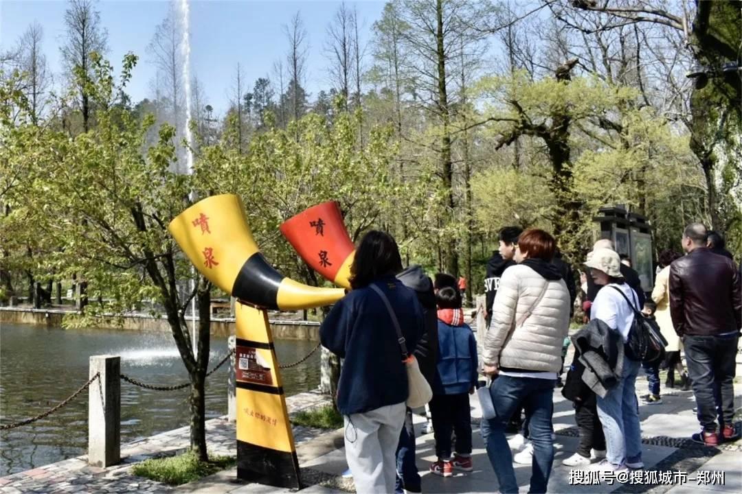 清明小长假,鸡公山景区春意盎然,踏青旅行正当时