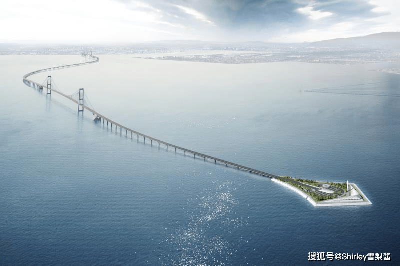 我国又开世界先例!8000余人同时作业,世界最高海中桥难度超过港珠澳大桥