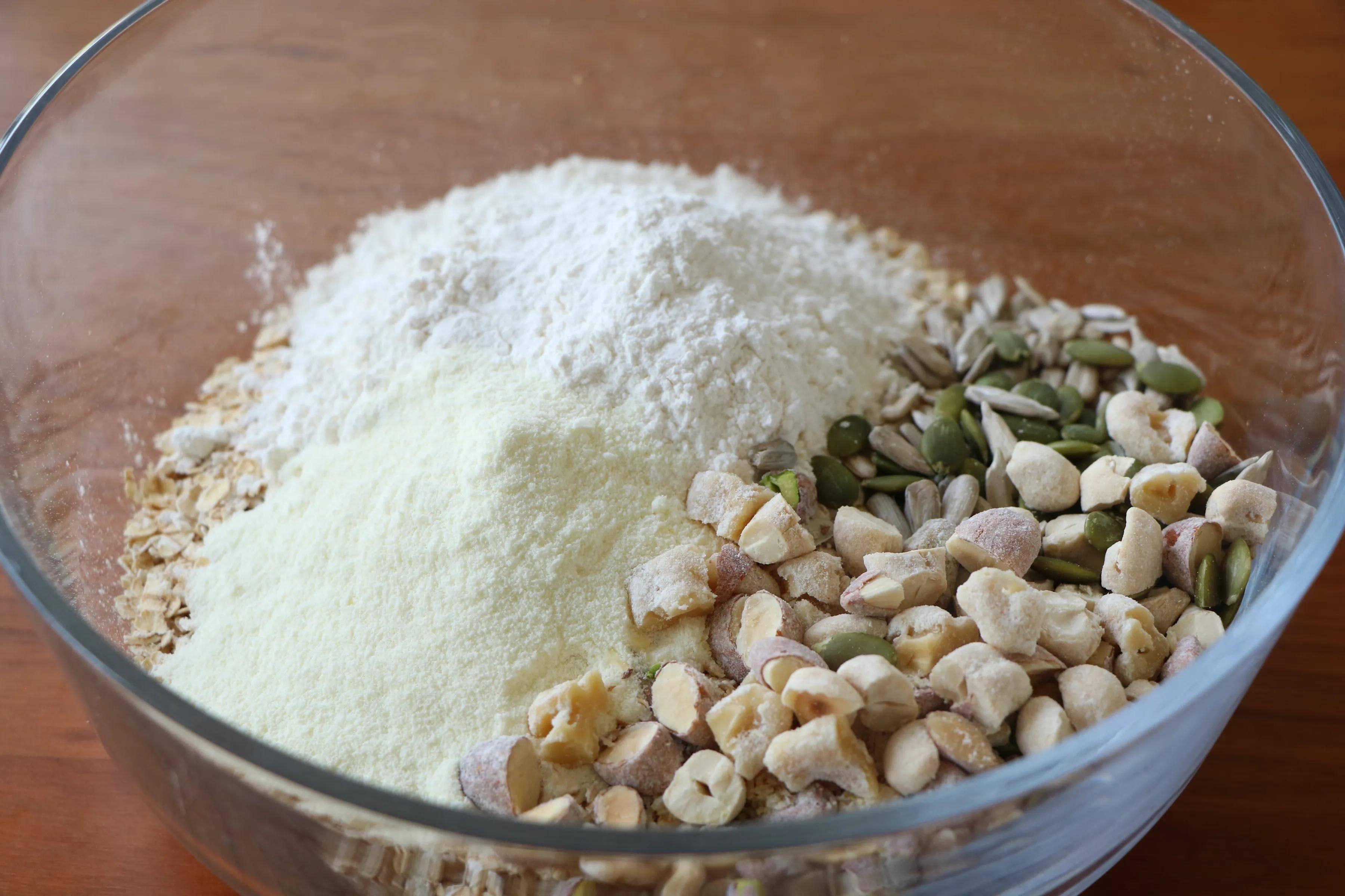 吃不完的燕麦简单加工下,瞬间变成高档小零食,外面一份卖20元