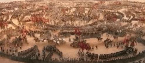 诸葛亮的八阵图有多神奇?为什么能困住陆逊和司马懿的十万雄兵  第5张