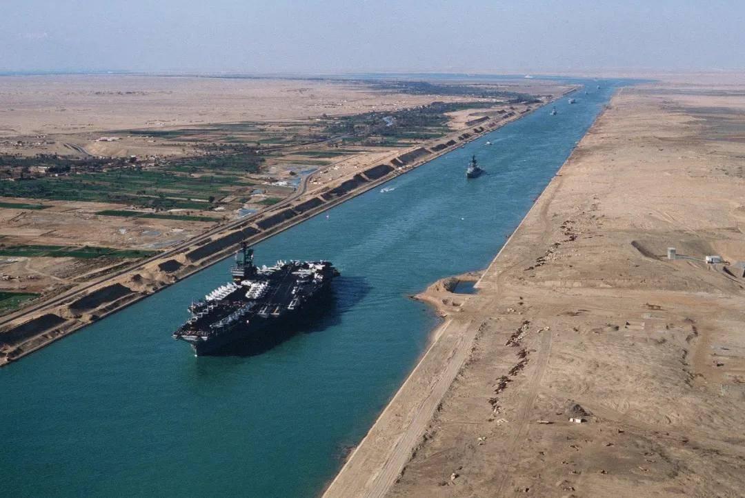 """油价""""九连涨""""之后终于降了,因为苏伊士运河恢复通航了?  第14张"""