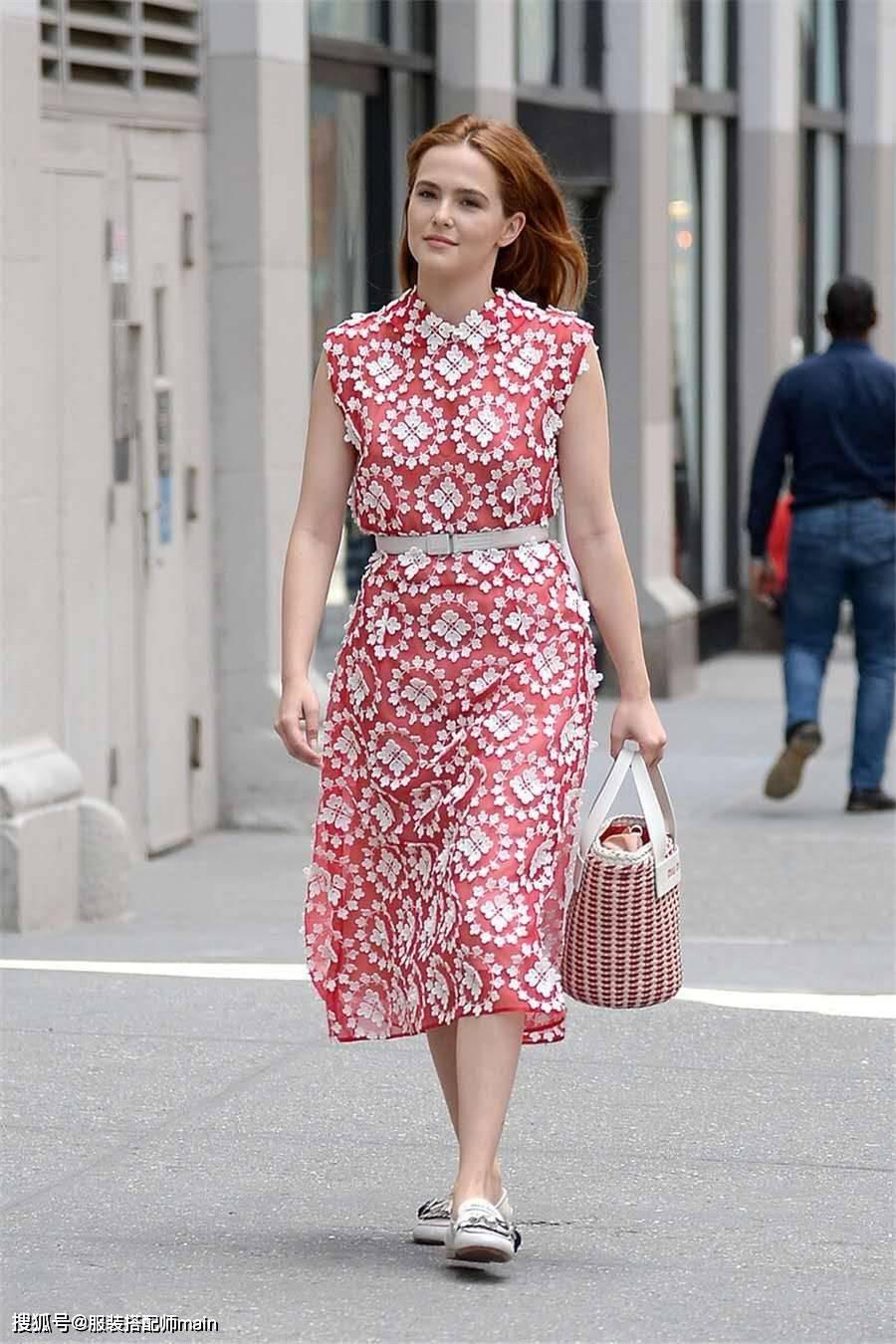 原创             谁才是春季连衣裙的最佳CP?答案只有腰带