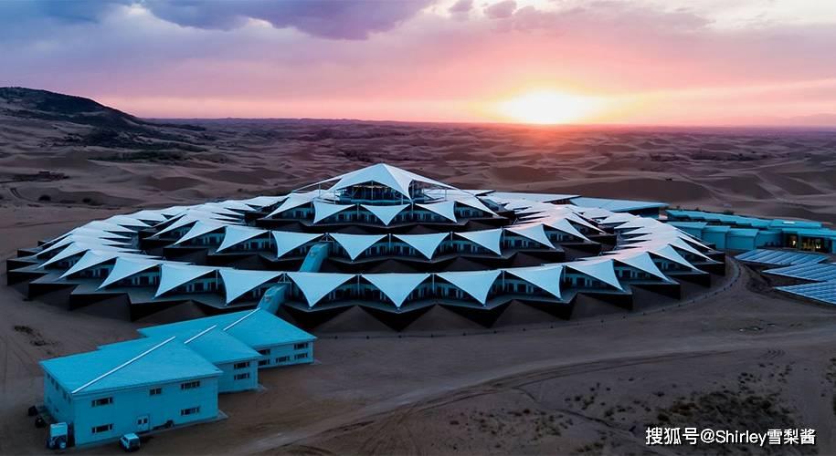 中国第七大沙漠,面积约3个上海,已有1/3被绿化成全球治沙样本
