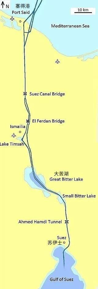 """油价""""九连涨""""之后终于降了,因为苏伊士运河恢复通航了?  第12张"""