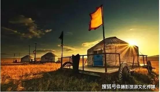 """游牧民族终极载具——""""草原之舟""""勒勒车"""