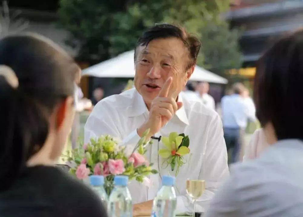 调侃华为美如林志玲,任正非想说明什么?
