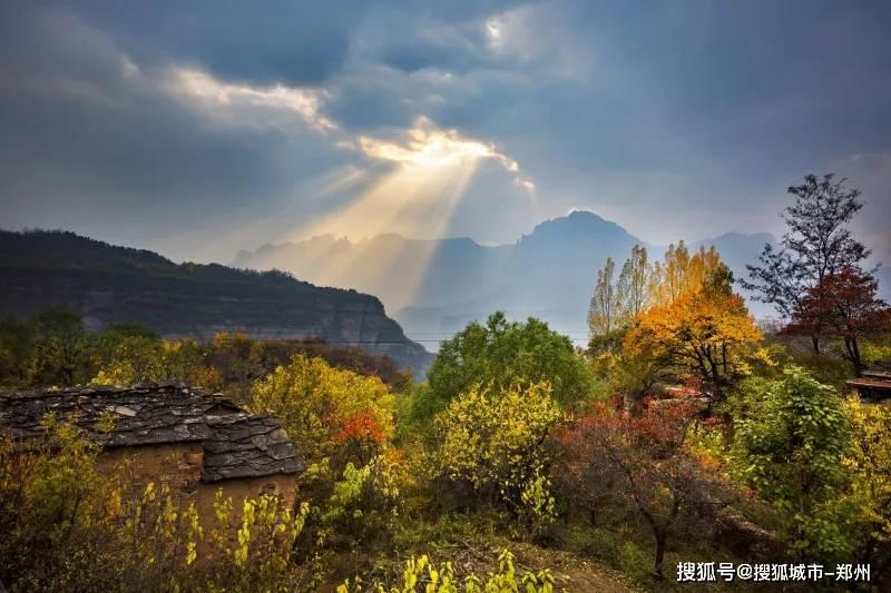 太行大峡谷荣获2020年度河南省五钻级智慧景区荣誉称号